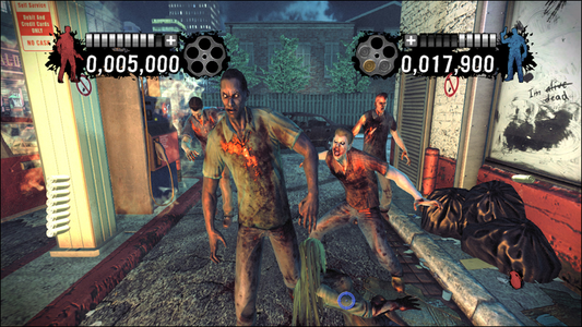 Videogioco House of the Dead: Overkill PlayStation3 3