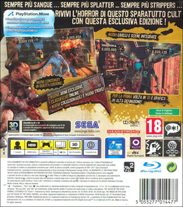 Videogioco House of the Dead: Overkill PlayStation3 10