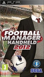 Videogioco Football Manager 2012 Sony PSP