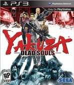 Videogiochi PlayStation3 Yakuza: Dead Souls