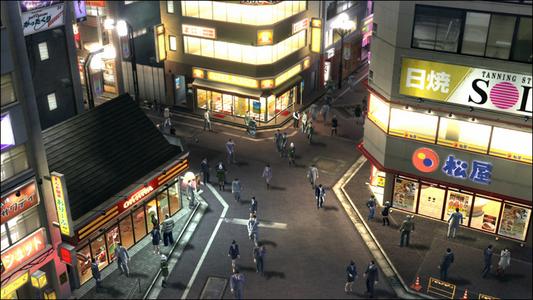 Videogioco Yakuza: Dead Souls PlayStation3 2