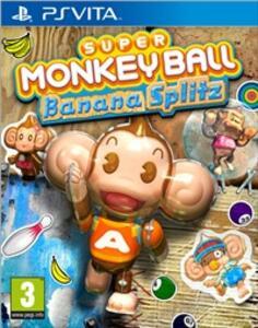 Super Monkey Ball Banana Splitz - 2