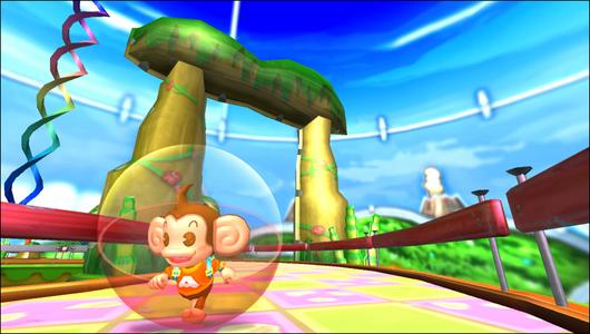 Videogioco Super Monkey Ball Banana Splitz PS Vita 1