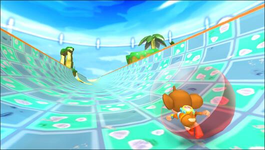 Super Monkey Ball Banana Splitz - 5