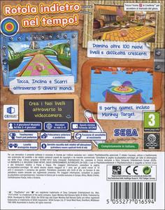 Videogioco Super Monkey Ball Banana Splitz PS Vita 10
