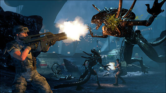 Aliens: Colonial Marines Limited Edition - 9