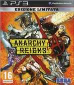 Videogiochi PlayStation3 Anarchy Reigns