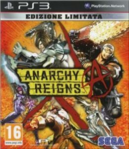 Videogioco Anarchy Reigns PlayStation3 0