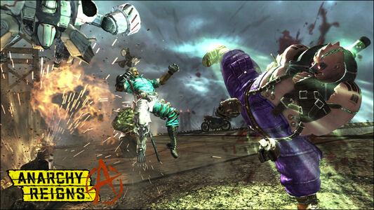 Videogioco Anarchy Reigns PlayStation3 1