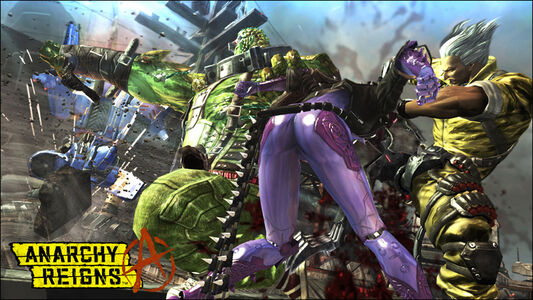 Videogioco Anarchy Reigns PlayStation3 3