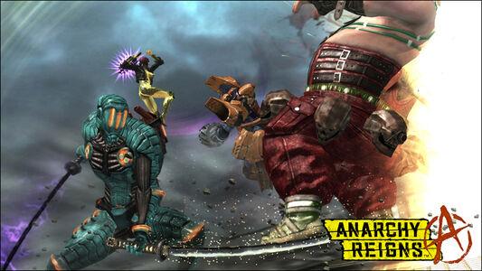 Videogioco Anarchy Reigns PlayStation3 4