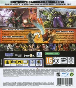 Videogioco Anarchy Reigns PlayStation3 6