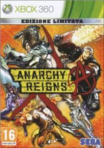 Videogioco Anarchy Reigns Xbox 360 0