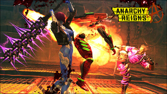 Anarchy Reigns - 5