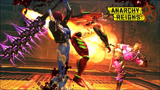 Videogioco Anarchy Reigns Xbox 360 2