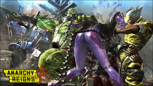 Videogioco Anarchy Reigns Xbox 360 3