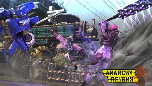 Videogioco Anarchy Reigns Xbox 360 5