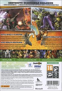 Videogioco Anarchy Reigns Xbox 360 6