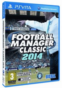 Videogioco Football Manager Classic 2014 PS Vita 0