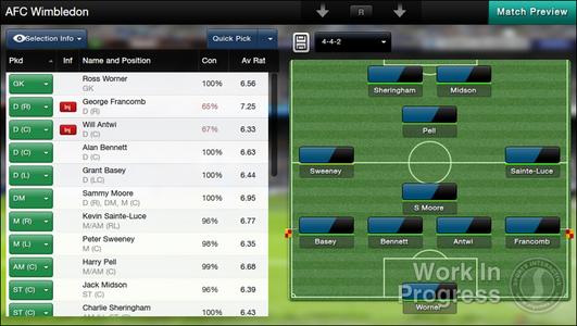 Videogioco Football Manager Classic 2014 PS Vita 4