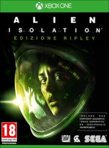 Videogioco Alien: Isolation Edizione Ripley Xbox One 0
