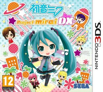 Videogioco Hatsune Miku: Project Mirai DX Day One Edition Nintendo 3DS 0