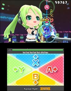 Videogioco Hatsune Miku: Project Mirai DX Day One Edition Nintendo 3DS 8
