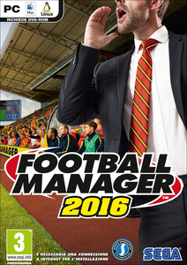 Videogioco Football Manager 2016 Personal Computer 0