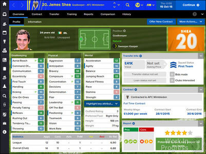 Football Manager 2016 - 12