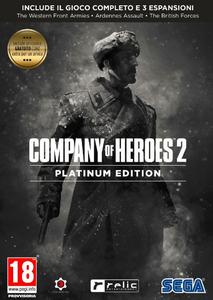 Videogioco Company of Heroes 2: Platinum Edition Personal Computer