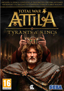 Videogioco Total War: Attila - Tyrants & Kings Personal Computer