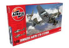 Aereo Da Guerra Junkers Ju87B-2/R-2 Series 7