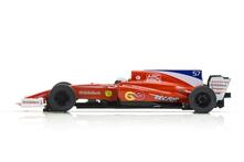 Scalextric Formula One Car - Red Stallion Scalextric Cars Super Resistant 1:32 In Card Box