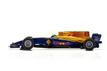 Formula One Car Blu Wings Scalextric Cars Super Resistant 1:32 in Card Box