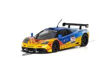 Scalextric Mclaren F1 Gtr, Fia Gt Nurburging, Bba Competition Scalextric Cars Classic Gt 1:32