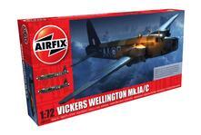 Aereo Da Guerra Vickers Wellington Mk.Ic Series 8