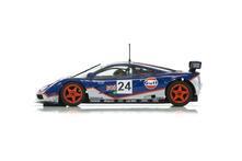 Mclaren F1 Gtr 1995 Gulf Scalextric Cars Gulf Edition 1:32