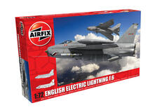 Aereo Militare English Electric Lightning F6 Series 5