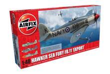 Aereo Militare Hawker Sea Fury Fb.Ii Export Edition Series 6