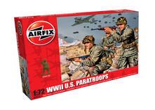 Soldatini Ww2 Us Paratroops Series 0