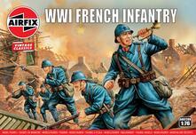 Soldatini Ww1 Fanteria Francese Series 0. Vintage Classics