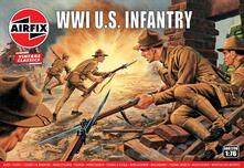 Soldatini Ww1 U.S Fanteria Series 0. Vintage Classics