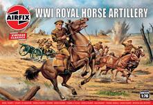 Soldatini Ww1 Royal House Artillery Series 0. Vintage Classics