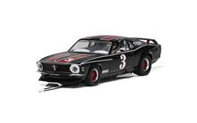 Scalextric Ford Mustang, Trans Am 1972 - John Gimbel Scalextric Cars Classic Touring 1:32