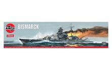 Nave Da Guerra Bismarck Series 4. Vintage Classics