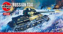 Mezzi Militari Russian T34 Vintage Classics