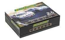 Scalextric Mclaren F1 Gtr - Lemans 1996 Twin Pack Scalextric Cars Special E Limited Edition 1:32 In Closed Box