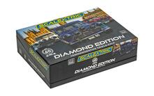 Scalextric Mini Diamond Edition - Commemorative Triple Pack Scalextric Cars Special E Limited Edition 1:32 In Closed Box