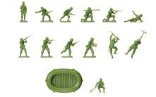 Soldatini Us Marines Series 0. Vintage Classics