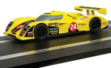 Scalextric Start Endurance Car - Lightning Scalextric Start Cars 1:32 In Blister Packaging